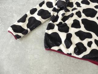 牛柄フリーススナップTの商品画像27