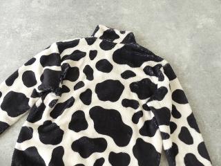 牛柄フリーススナップTの商品画像28