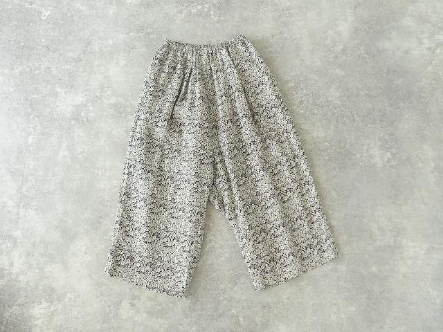 LITTLE WILD BERRY LINEN GOM PANTSの商品画像1