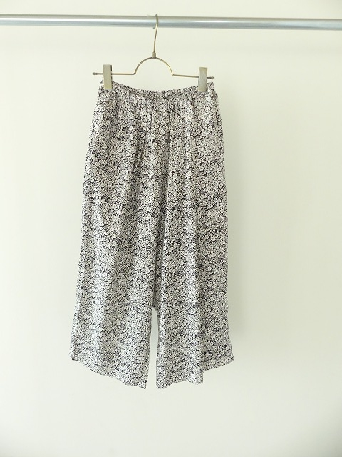 LITTLE WILD BERRY LINEN GOM PANTSの商品画像3