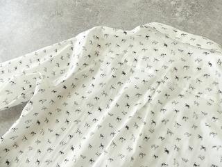 リバティMan's Best Friend シャツの商品画像26