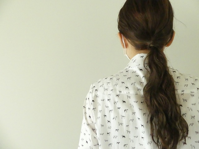リバティMan's Best Friend シャツの商品画像7