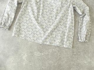 リバティMay Morris ギャザーネックブラウスの商品画像17