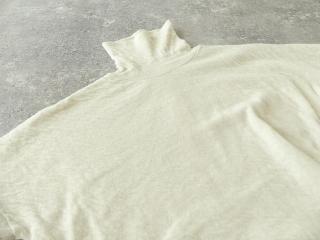 ウール綿接結タートルネックワイドプルオーバーの商品画像21