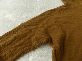 ウール綿接結タートルネックワイドプルオーバーの商品画像22
