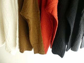 ウール綿接結タートルネックワイドプルオーバーの商品画像25