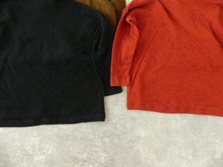 ウール綿接結タートルネックワイドプルオーバーの商品画像29