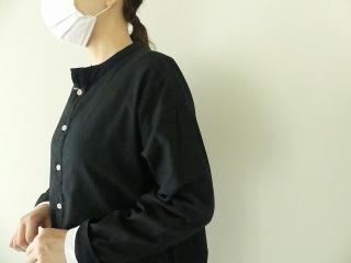 ビエラピッチワッシャースタンドカラーワイドシャツの商品画像16
