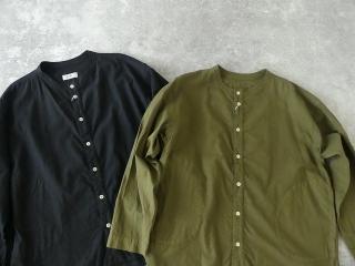 ビエラピッチワッシャースタンドカラーワイドシャツの商品画像19