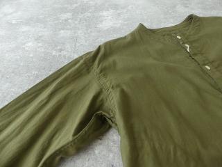 ビエラピッチワッシャースタンドカラーワイドシャツの商品画像21