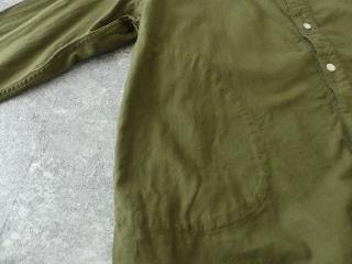 ビエラピッチワッシャースタンドカラーワイドシャツの商品画像23
