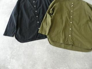 ビエラピッチワッシャースタンドカラーワイドシャツの商品画像24
