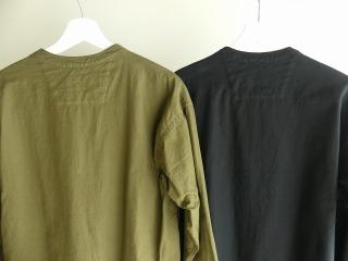 ビエラピッチワッシャースタンドカラーワイドシャツの商品画像28