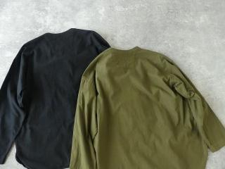 ビエラピッチワッシャースタンドカラーワイドシャツの商品画像30