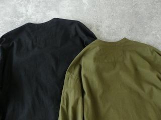 ビエラピッチワッシャースタンドカラーワイドシャツの商品画像31