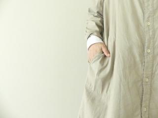 ビエラピッチワッシャースタンドカラーシャツワンピースの商品画像15