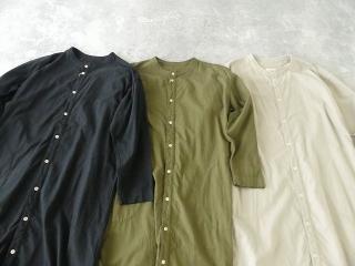 ビエラピッチワッシャースタンドカラーシャツワンピースの商品画像18