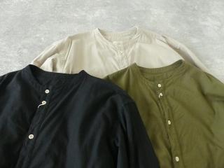 ビエラピッチワッシャースタンドカラーシャツワンピースの商品画像19