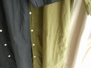 ビエラピッチワッシャースタンドカラーシャツワンピースの商品画像23
