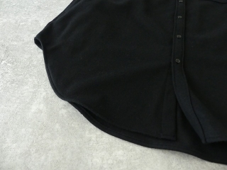 ウールカシミヤビーバーミリタリーシャツの商品画像27