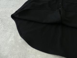 ウールカシミヤビーバーミリタリーシャツの商品画像28