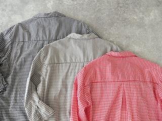 ギンガム7分袖シャツの商品画像12