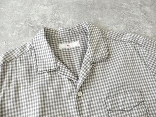 ギンガム7分袖シャツの商品画像15