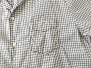 ギンガム7分袖シャツの商品画像16