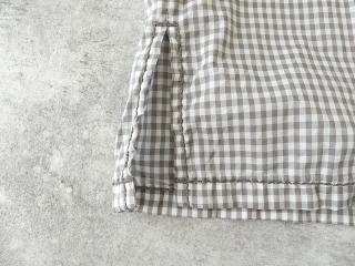 ギンガム7分袖シャツの商品画像18