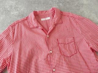 ギンガム7分袖シャツの商品画像19