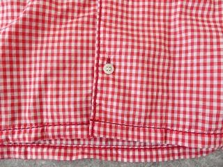 ギンガム7分袖シャツの商品画像20