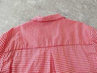 ギンガム7分袖シャツの商品画像21