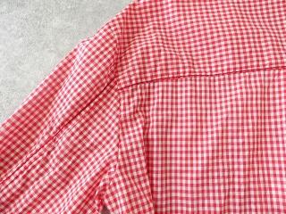 ギンガム7分袖シャツの商品画像22