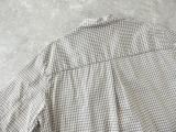 ギンガム7分袖シャツの商品画像25