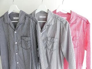 ギンガム7分袖シャツの商品画像9