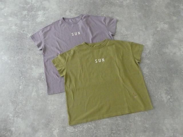 Girls 海上がりBIG Tシャツの商品画像7