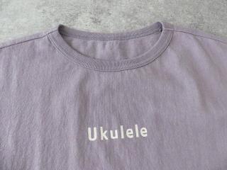 Girls 海上がりBIG Tシャツ「Ukulele」の商品画像21