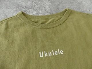 Girls 海上がりBIG Tシャツ「Ukulele」の商品画像24