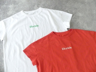 Girls 海上がりBIG Tシャツ「Ukulele」の商品画像26