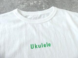 Girls 海上がりBIG Tシャツ「Ukulele」の商品画像28
