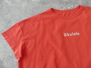 Girls 海上がりBIG Tシャツ「Ukulele」の商品画像30