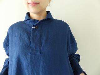 定番プルオーバー型リネンビッグシャツの商品画像15