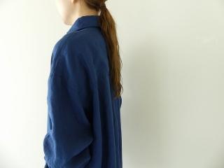 定番プルオーバー型リネンビッグシャツの商品画像17