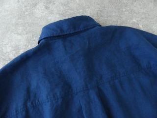 定番プルオーバー型リネンビッグシャツの商品画像19