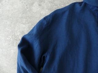 定番プルオーバー型リネンビッグシャツの商品画像22