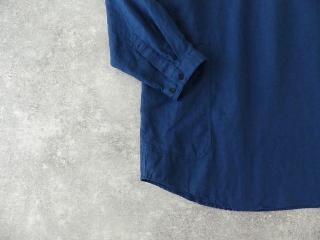 定番プルオーバー型リネンビッグシャツの商品画像23