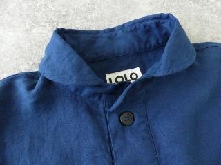 定番プルオーバー型リネンビッグシャツの商品画像25