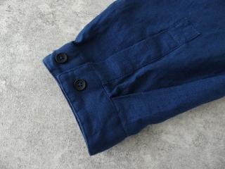 定番プルオーバー型リネンビッグシャツの商品画像26