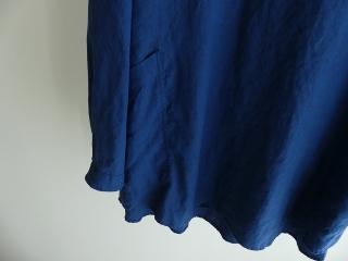 定番プルオーバー型リネンビッグシャツの商品画像27