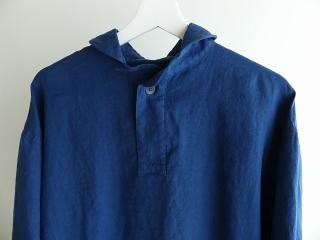 定番プルオーバー型リネンビッグシャツの商品画像28